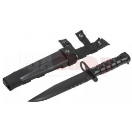 M10 Rubber Bayonet Knife for M4/M16 Black