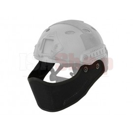Face protection for FAST Helmets Black