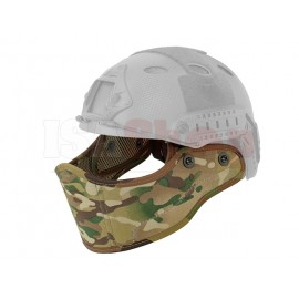 Face protection for FAST Helmets Multicam