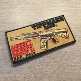 Tippmann Arms Airsoft Owners Group Patch