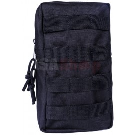 Molle Upright Pouch Black