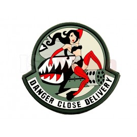 Danger Close PVC Patch
