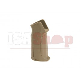 Straight Backstrap Grip Tan