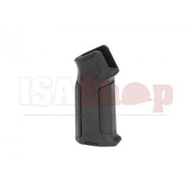 Straight Backstrap Grip Black