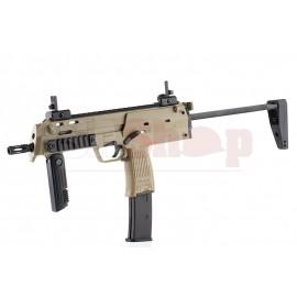 KWA MP7 GBB Tan Proline