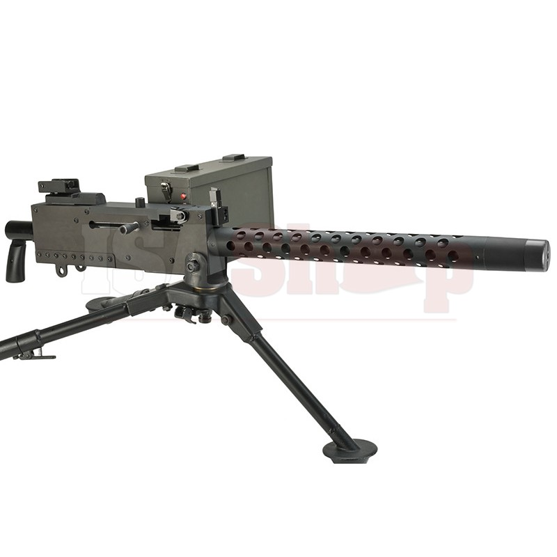 EMG M1919 AEG With Bipod - Iron Site Airsoft Shop