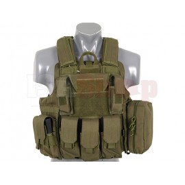 CIRAS Tactical Vest OD