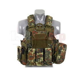 CIRAS Tactical Vest Flecktarn