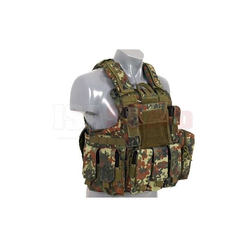 CIRAS Tactical Vest Flecktarn - Iron Site Airsoft Shop M16 Airsoft