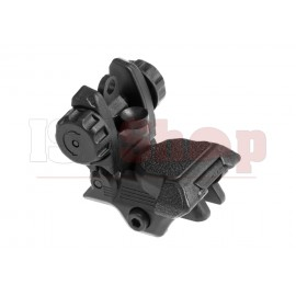 CXP Rear Flip-Up Sight Black