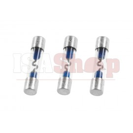 15A Fuse AEG Standard Type 3pcs