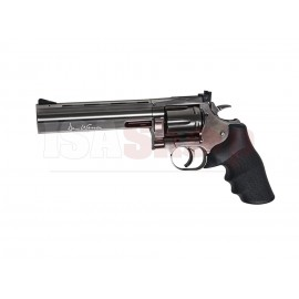 Dan Wesson 715 CO2 Powered Airsoft Revolver - Grey