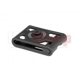 Belt Loop Adaptor Black