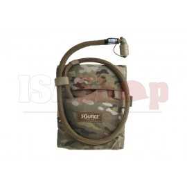 Kangaroo 1L Collapsible Canteen with Pouch Multicam