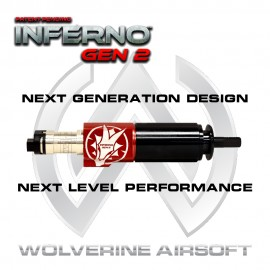 Gen2 INFERNO Premium M249 - AK (Preorder)