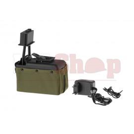 M249 Box Mag 1500rds OD