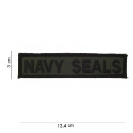 Navy Seals Tab PVC Patch