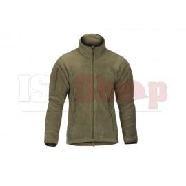 Milvago Fleece Jacket RAL7013 Ranger Green