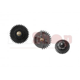 16:1 CNC Steel Gear Set