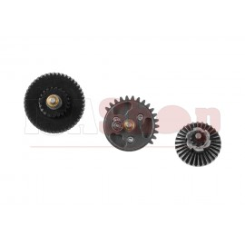 100:200 CNC Steel Gear Set