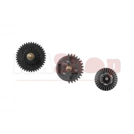 18:1 CNC Steel Gear Set