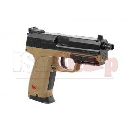 USP Tactical Metal Version AEP Desert
