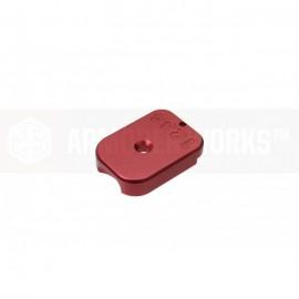 Armorer Works HX Series Aluminium Baseplate (CNC - Red)