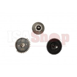 16:1 Hi-Speed Steel CNC Gear Set