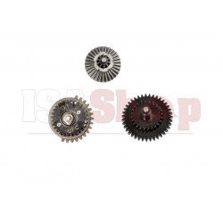 13:1 Super Hi-Speed Steel CNC Gear Set