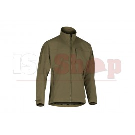Rapax Softshell Jacket Ranger Green (RAL7013)