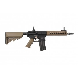 "SA-B12 KeyMod 8"" Assault Rifle Black/Tan"