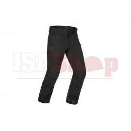 Enforcer Pants Solid Black