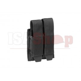 Pistol Double Mag Pouch Black