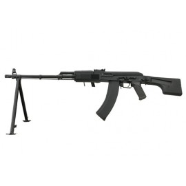 CM052A RPK LMG Full Metal AEG with Folding Stock