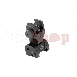 Flip Up Rear Sight Black