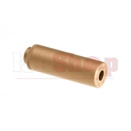 SS-100 Sound Suppressor CCW Tan