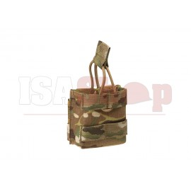 Single Open Mag Pouch 7.62mm Multicam