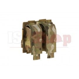 Double 40 mm Grenade / Small NICO Flash Bang Pouch Multicam