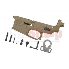 Trident Mk2 Lower Receiver Assembly FDE
