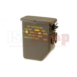 Boxmag M249 Auto Loading 3000rds