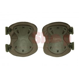 XPD Knee Pads Ranger Green