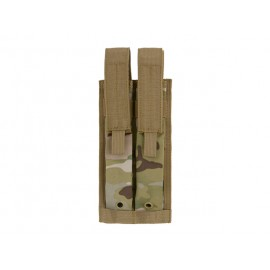 P90/UMP/MP5 Double Magazine Pouch Multicam/ATP