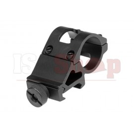 25.4mm Offset Mount Black