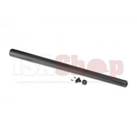 Custom Outer Barrel for AAC21 / KJW M700 Black