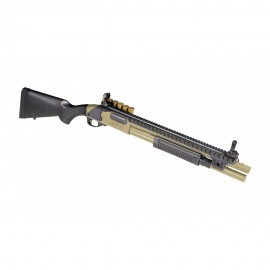 Secutor M870 Vellite Gas Shotgun G-XI Tan