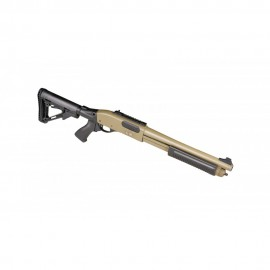 Secutor M870 Vellite Gas Shotgun G-III Tan