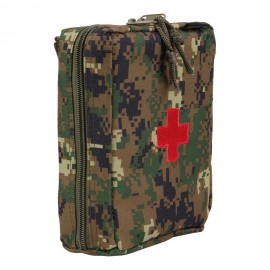 Molle Medic Pouch Big MARPAT Woodland
