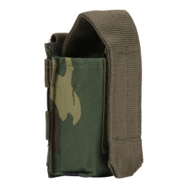 Molle Grenade Pouch Woodland