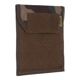 Molle Flat  Admin Pouch Woodland