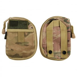 Tactical Wallet/ Organizer Multicam